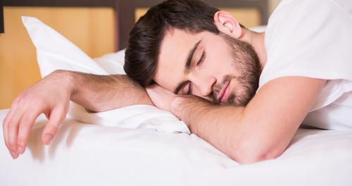 sleep to prevent wrinkles