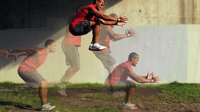 plyometric jump squat
