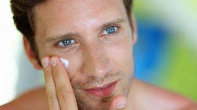 facial care for men