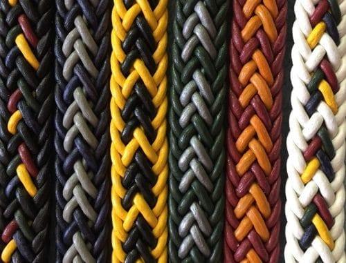 leather bracelet colors