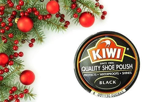 shoe polish stocking stuffer men