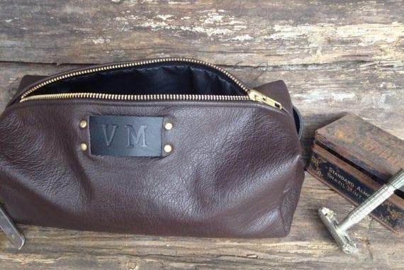 Men's toilitry bag