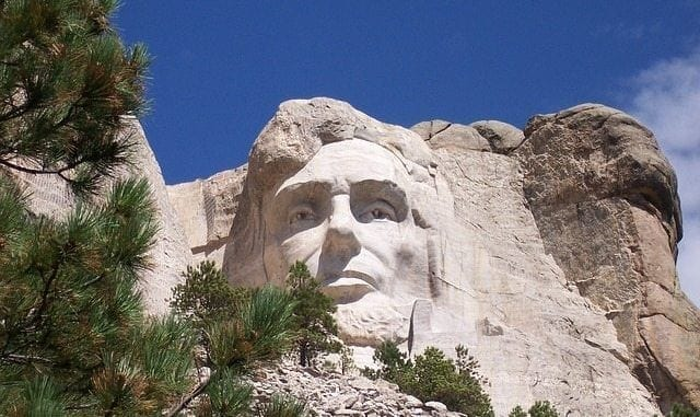 Lincoln Mt. Rushmore
